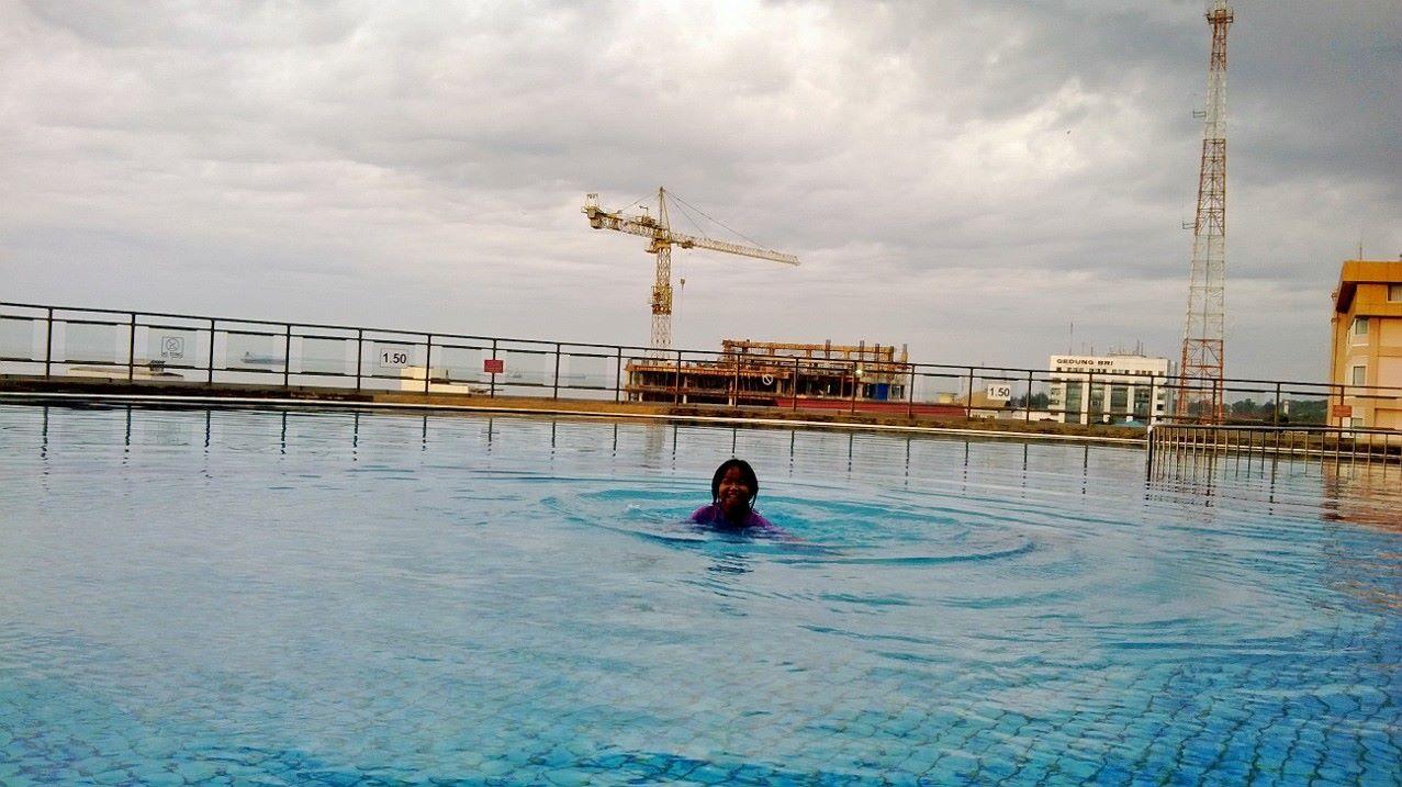 Me Time, Menikmati Novotel Hotel Balikpapan