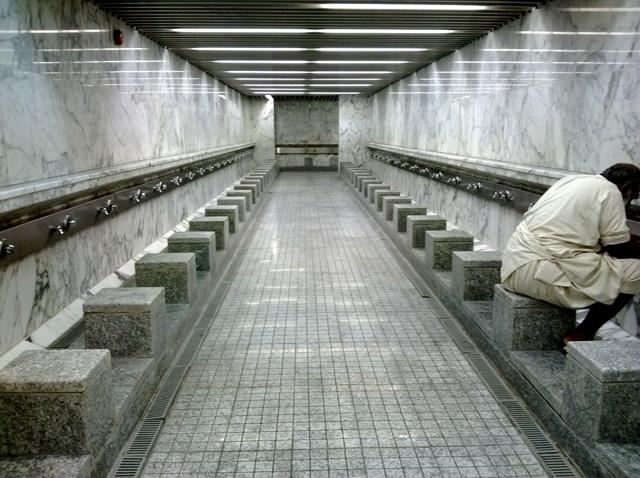 Catatan Umroh: Potret Kamar Kecil di Madinah dan Makkah
