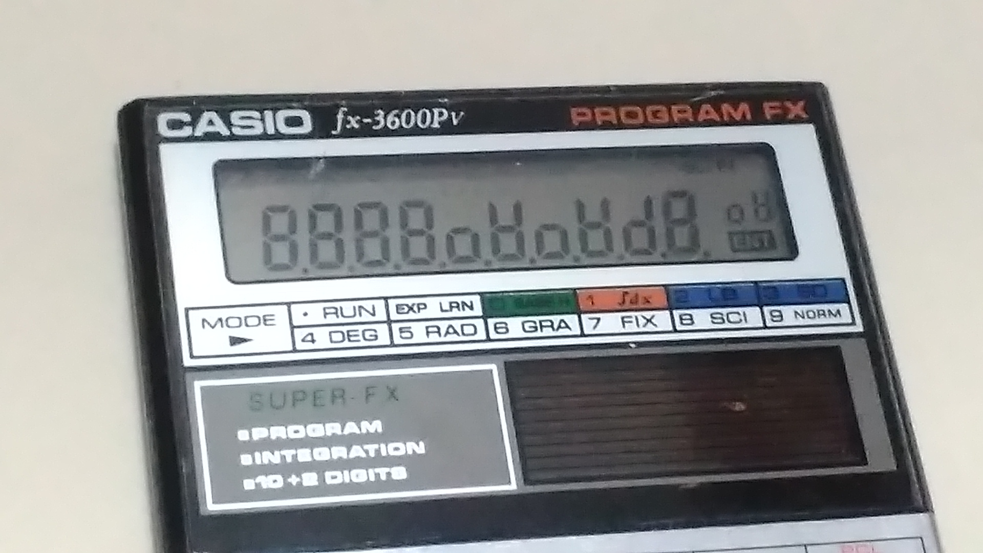 Pengalaman Membeli Kalkulator Tiruan Casio fx-3600pv, Ini Alternatifnya!