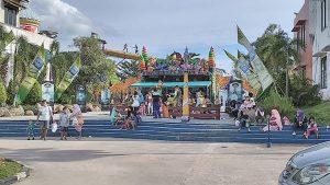 Kolam renang Balikpapan Regency. Foto: dok. pribadi