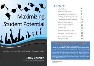 Buku bagus, Memaksimalkan Potensi Anak Didik, oleh Jamy Bechler. Foto: Screenshot