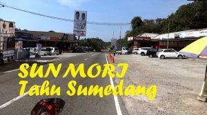 Sunmori, Sunday Morning Ride beli Tahu Sumedang Bukit Merdeka Samboja ini. Foto: dok. pribadi