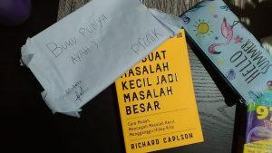 Richard Carlson, Dont Sweat the Small Stuff. Foto: dok. pribadi